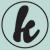 Logo der knet kommunikation